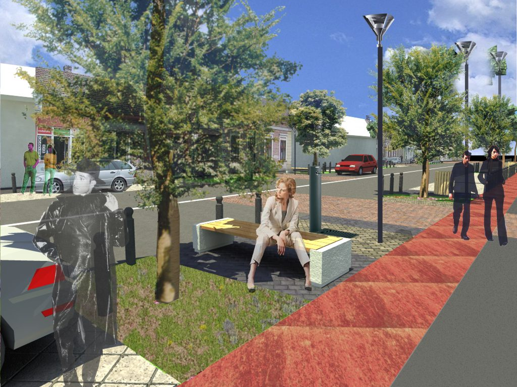 Street Design | project