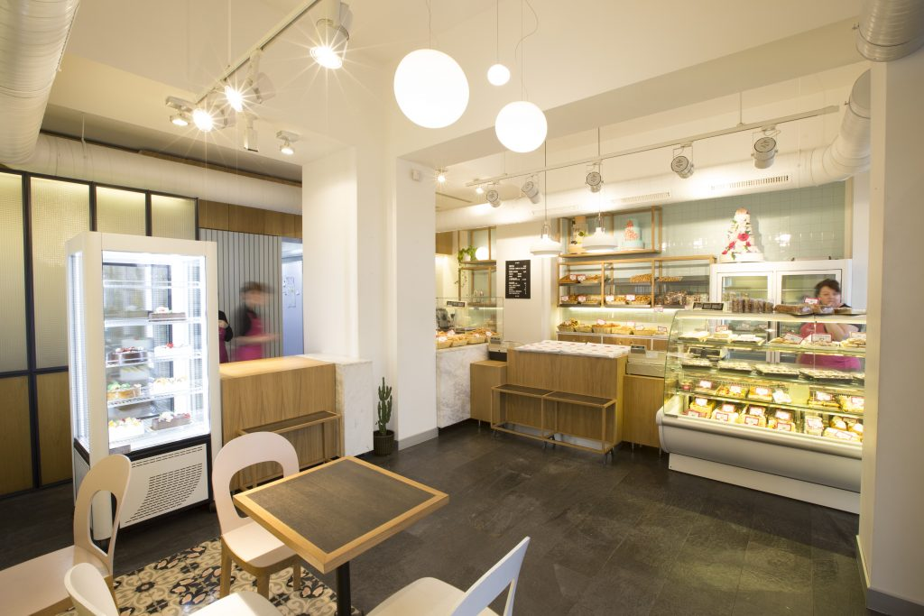 Codrina Confectionery Modern | project