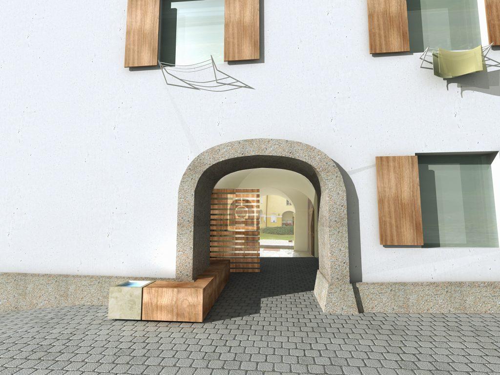 Pilgerherberge | project